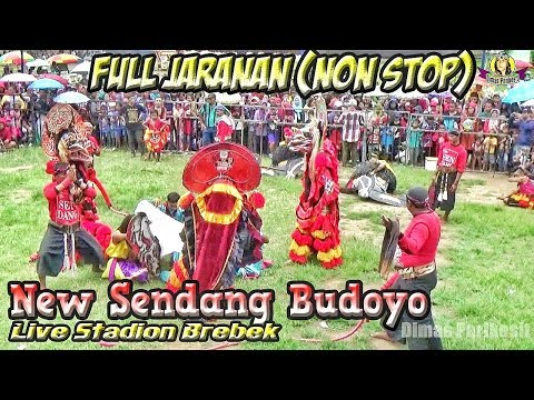 Jaranan New Sendang Budoyo Pentas Full Jaranan (Non Stop)---Mantap Ing Solah
