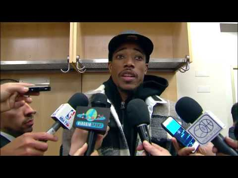Raptors Post-Game: DeMar DeRozan - November 22, 2017 - YouTube