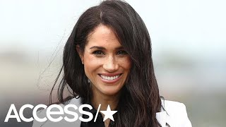 Meghan Markle's Old Resume Resurfaces & She's Getting A Musical! | Access