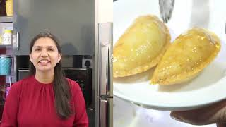ख़स्ता गुजिया इन टिप्स से बनाए  | Gujiya Recipe | Karanji Recipe | KabitasKitchen