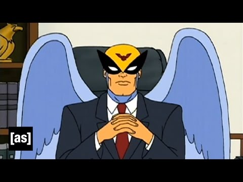 Doctor, Doctor, I Think... | Harvey Birdman | Adult Swim