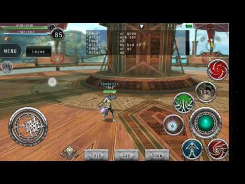 Avabel Online PvP: Geo Dancer Vs. Battle Dancer #98
