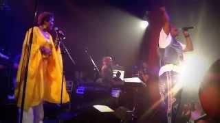 """KASSAV live bataclan 21/03/2014 """"ou za la ou ké rété"""