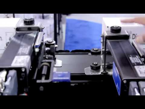 Diagraph Engineering Manager Introduces NON POROUS High Resolution Ink Jet Coder