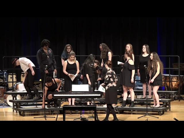 Mashpee High School Spring Concert 2019