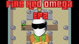 Pokemon Fire Red Omega - Pokemon FireRed Omega EP2 Some Say He