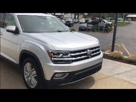 Volkswagen Atlas Features | Test Drive by Chris