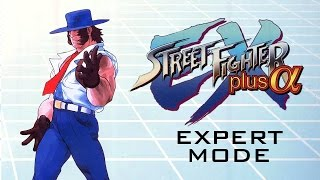 Street Fighter EX Plus Alpha Expert Mode Trials - Cracker Jack