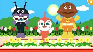 サンサンたいそう アンパンマン アニメ 歌 ダンス フルバージョン Anpanman Anime HD thumbnail