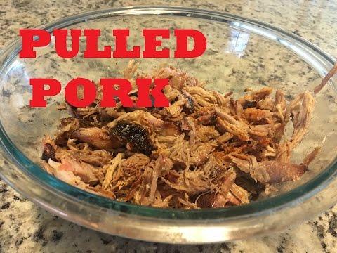 Left Over Pulled Pork - Big W BBQ