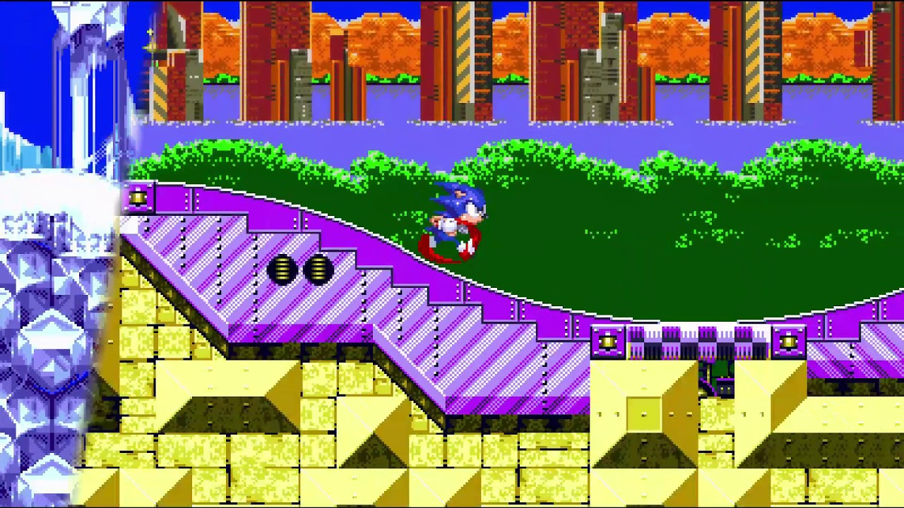 Sonic 3 - Angel Island Revisited