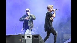 🤘KAYEF & T-ZON komplette Show beim Halberg Open Air 2017 🤘