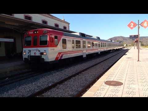 Línea de ferrocarril Zaragoza-Teruel-Sagunto