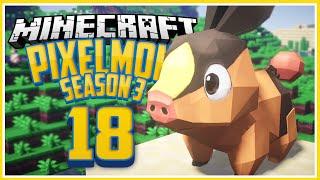 Minecraft Pixelmon Season 3: Episode 18 - DESERT TRAINING?!