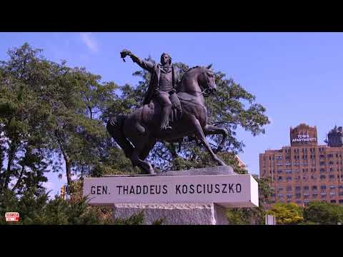 Tadeusz Kosciuszko - What you may have not known...