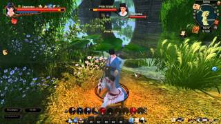 Age of Wulin - gameplay 1