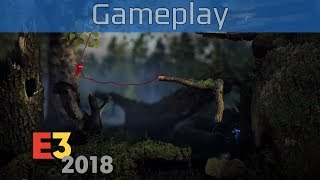 Unravel Two - E3 2018 Gameplay [HD]