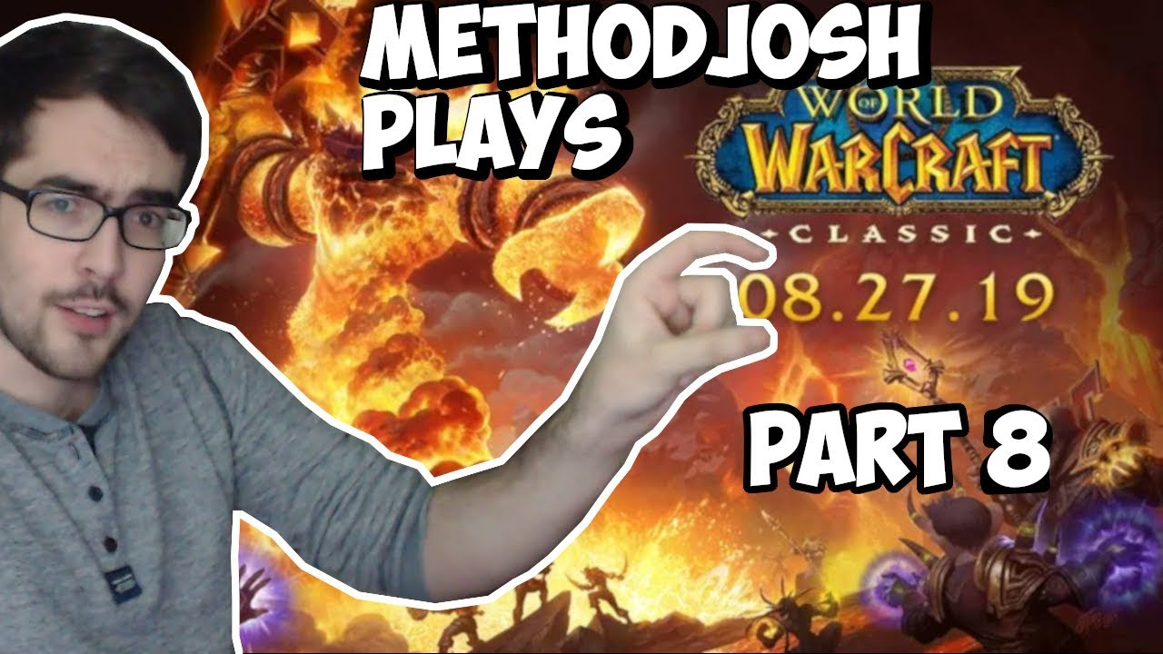 Repeat Methodjosh plays classic wow beta for the first time! - Part