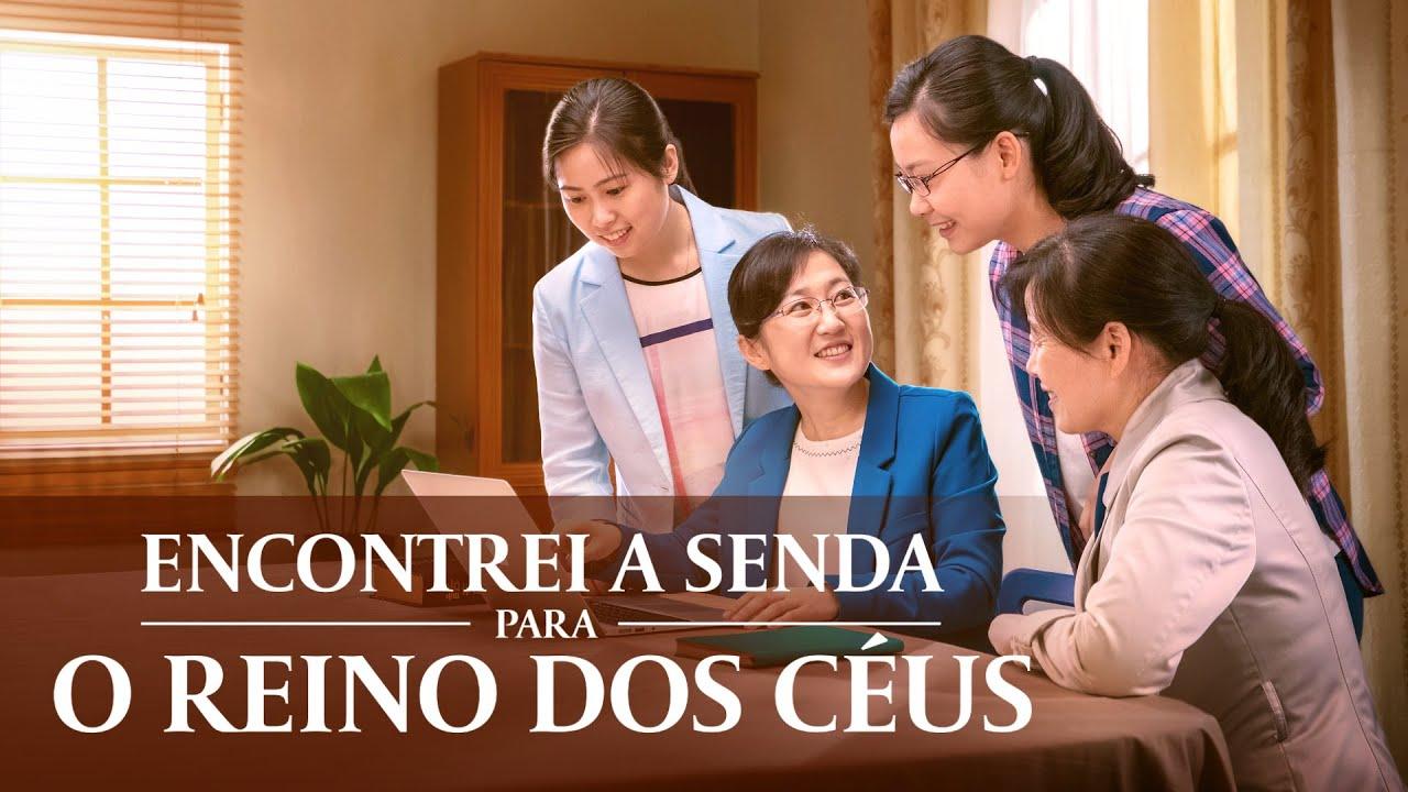 """Testemunho evangélico 2020 """"Encontrei a senda para o reino dos céus"""""""