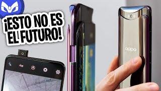 OPPO FIND X Y VIVO NEX - MI OPINION TELEFONOS CHINOS CON CAMARAS ESCONDIDAS