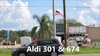 Aldi & Wawa 301 & 674 (construction)