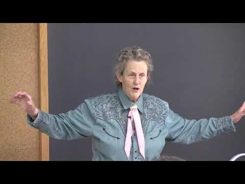 General Cattle Handling with Dr. Temple Grandin