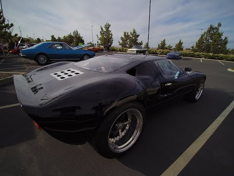 Sizzling Hot Rides at the Cars and Coffee Folsom 3rd Year Anniversary a must see!