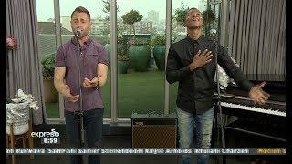 "Francois Klark Performs ""For You"" Featuring Katlego Maboe"