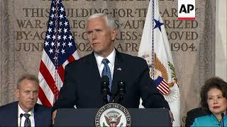 Pence: Space Force 'will be a reality' very soon