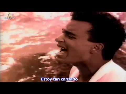Jon Secada - Otro Dia Mas Sin Verte - Letra Subtitulada - SD & HD