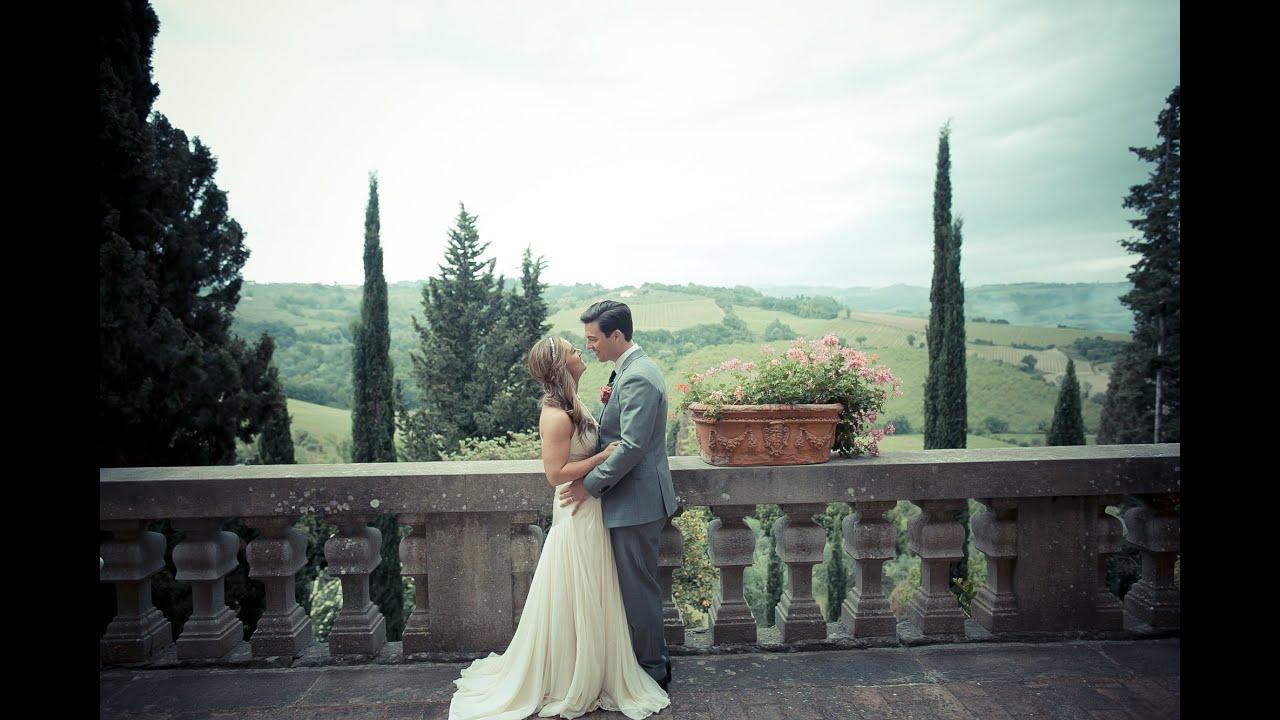 Montegufoni wedding rings