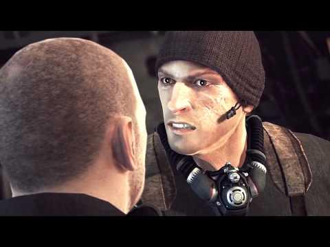 Resistance 2 All Cutscenes HD 720p HD