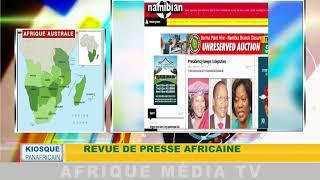 KIOSQUE PANAFRICAIN DU 21 02 2018