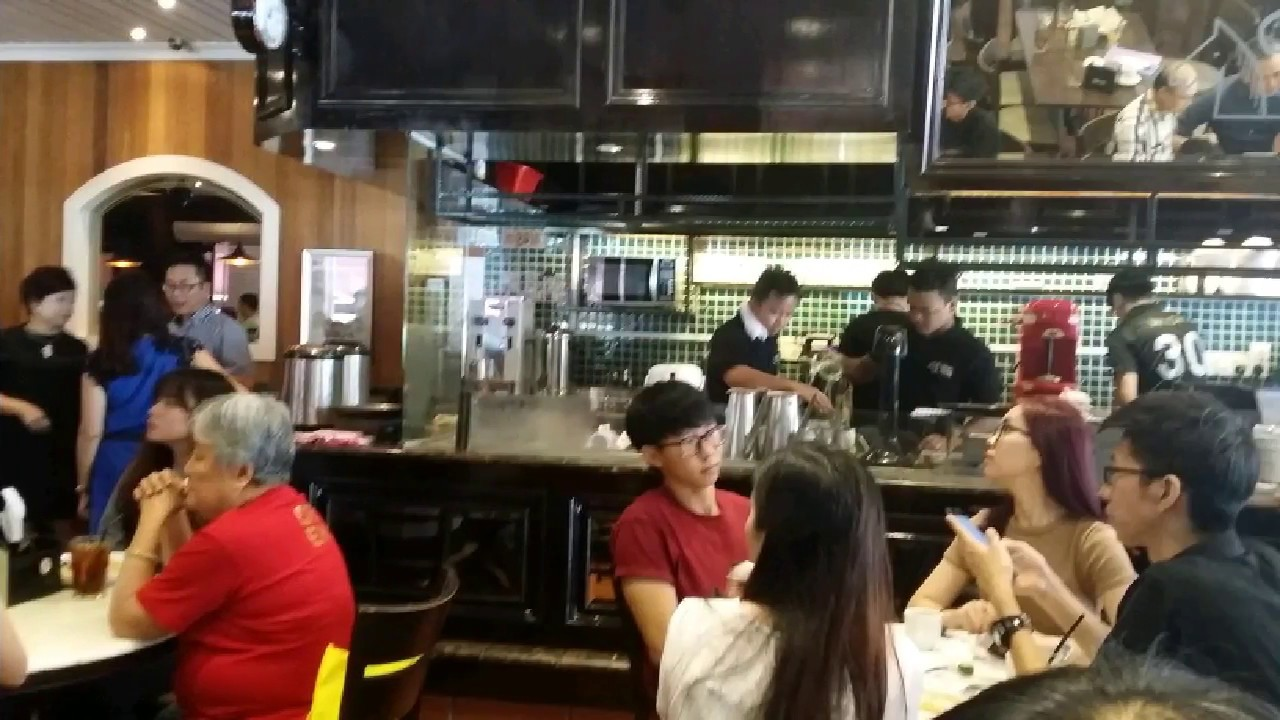 Soft Opening Of Culture Street Cafe Taman Mt Austin