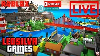 🔴 LIVE ROBLOX 👀 playing with partners 👀😂