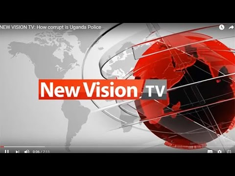 NEW VISION TV: How corrupt is Uganda Police