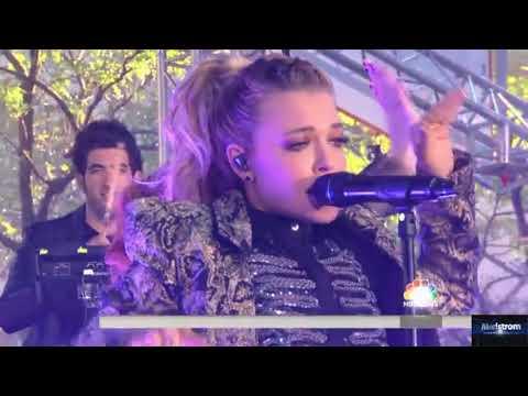 Rachel Platten       Collide (Live On Today Show, October 27, 2017)