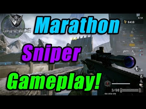 Warface PC | Full Marathon Completion | 2 Hours of Marathon Sniper Gameplay!