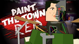THE CYBORG INVASION - Best User Made Levels - Paint the Town Red streaming