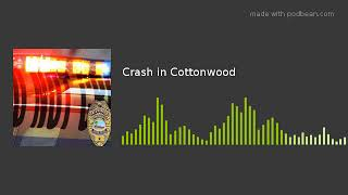 Crash in Cottonwood
