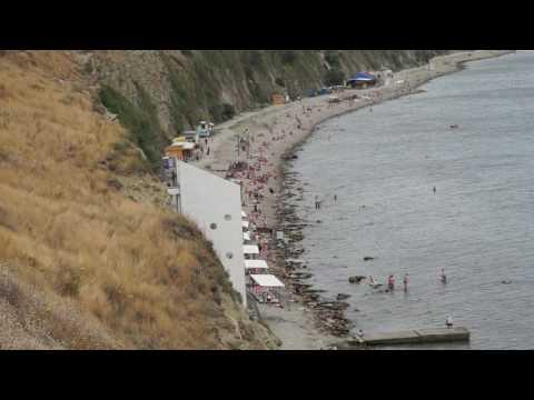 Анапа 2017 - Высокий берег