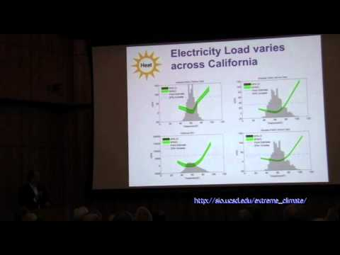 Potential Impacts of Extreme Events on Electrical Energy Demand - Maximilian Auffhammer