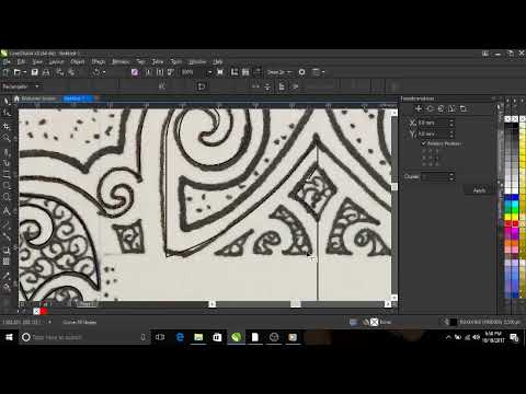 HOW TO COMBINE STEEMIT WALLPAPER WIRH TRADITIONAL ART PINTO ACEH