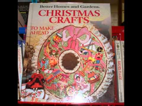 christmas crafts to make and sell - YouTube