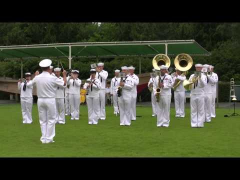 Ultra Seven March ウルトラセブンの歌 - US Navy Seventh Fleet Band