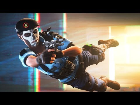 Rainbow Six Siege - Random Moments #81 (Catchy Caveira, Baffled Blitz!)