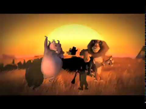 I like to Move it Song   Madagascar 2