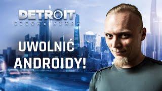 Gwint! + Detroit: Become Human! #5 Uwolnić androidy!