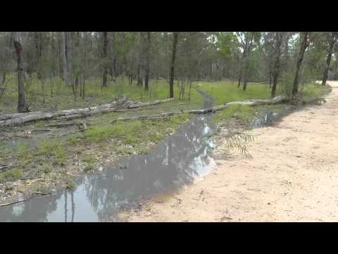 QGC gas field water Queensland