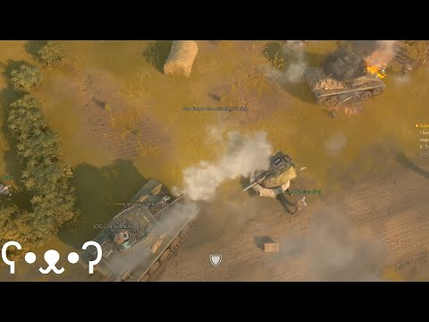 Pincered Battle-Tank - Foxhole |